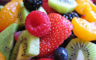 Fruit RULES and Ginger, too!
