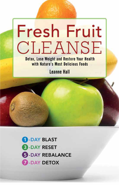 Fresh Fruit Cleanse - Front Cover