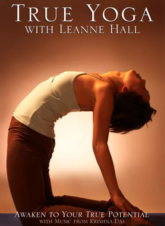 True Yoga DVD with Leanne Hall