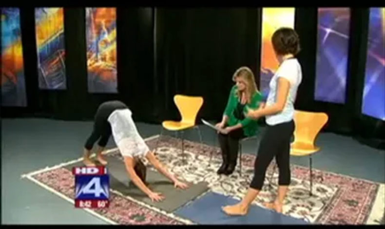 True Yoga on Fox 4 Good Day Dallas
